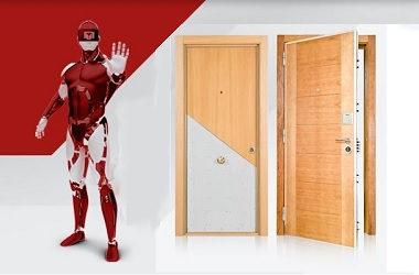 Puertas seguridad Cabma